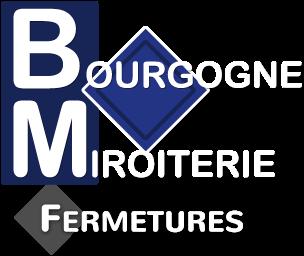 Logo de BOURGOGNE MIROITERIE FERMETURES