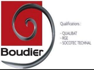 Logo de Boudier métallerie