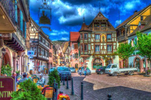Les vérandas en Alsace